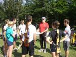 Junior Biathlon Shooting Clinics at Saratoga Biathlon,  June 11-12